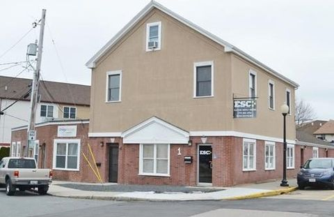 1 W Church St Unit 21, Mansfield, MA 02048