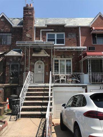 Photo of 2227 E 27th St, Brooklyn, NY 11229