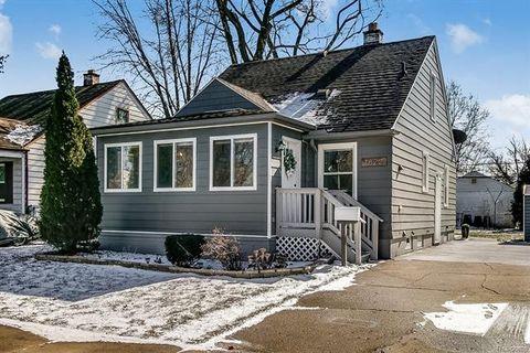 Royal Oak Michigan Zip Code Map.Royal Oak Mi Real Estate Royal Oak Homes For Sale Realtor Com