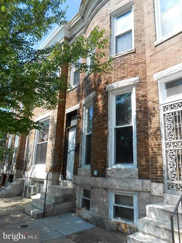 Photo of 1224 N Gilmor St, Baltimore, MD 21217