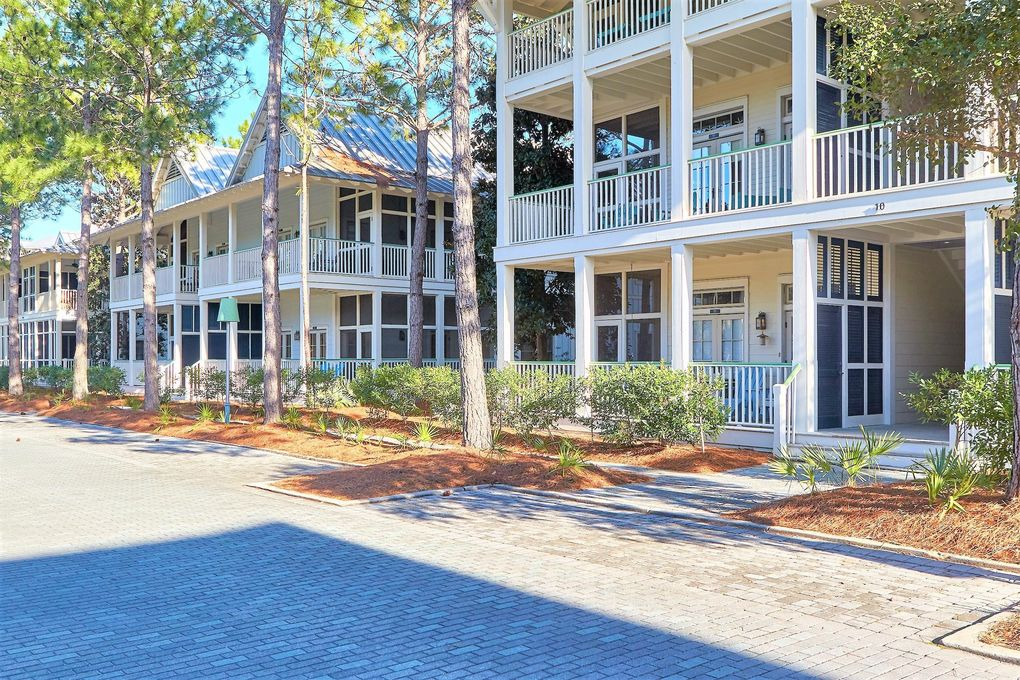 10 E Watercolor Blvd Unit 201 Santa Rosa Beach Fl 32459