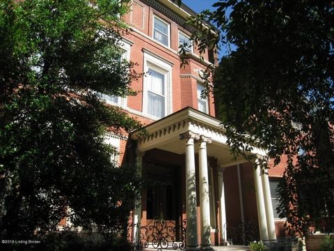 Old Louisville Louisville Ky Real Estate Homes For Sale