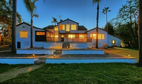 Santa Barbara Ca Single Family Homes For Sale Realtorcom