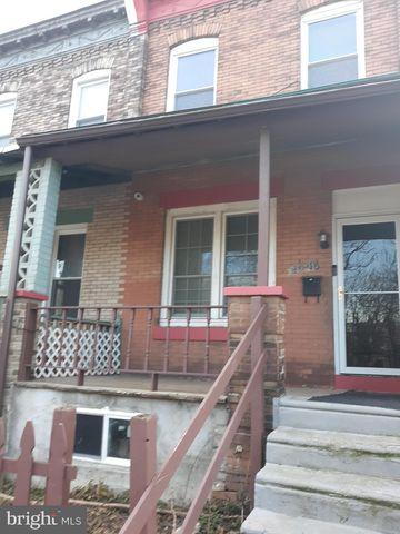 2048 W Estaugh St, Philadelphia, PA 19140