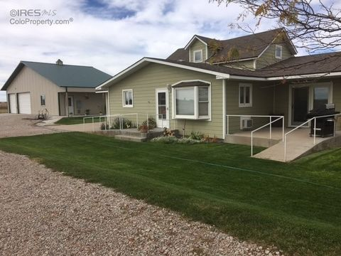 28753 County Road 83, Crook, CO 80726