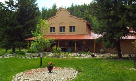 6045 W Fork Petty Creek Rd, Alberton, MT 59820