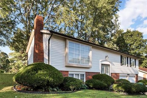 Photo of 1966 Cathedral Hill Dr, Saint Louis, MO 63138