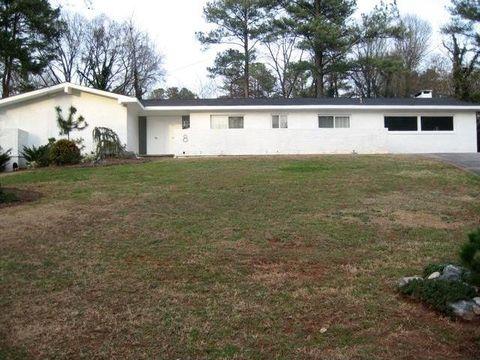8 Lakeshore Plz, Avondale Estates, GA 30002