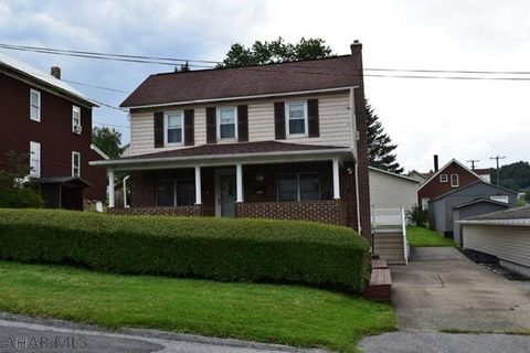 3910 Campbell Ave, Northern Cambria, PA 15714