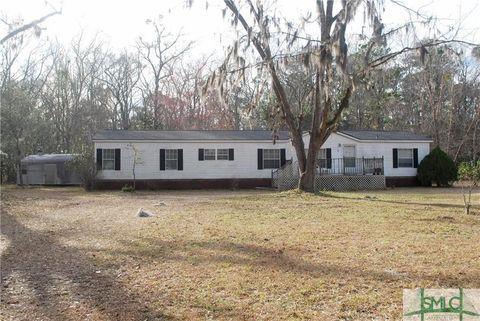 7 Fall Ave Garden City GA 31405 Mfd Mobile Home