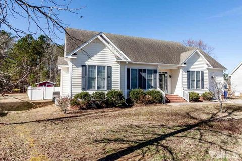 P O Of 4321 Portsmouth Dr Nw Wilson Nc 27896 House For Sale