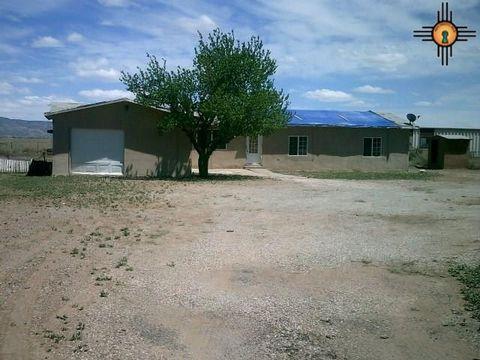 32 Casa Blanca Rd, San Rafael, NM 87051