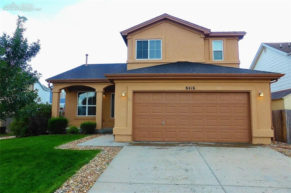 8416 Meadowcrest Dr, Fountain, CO 80817