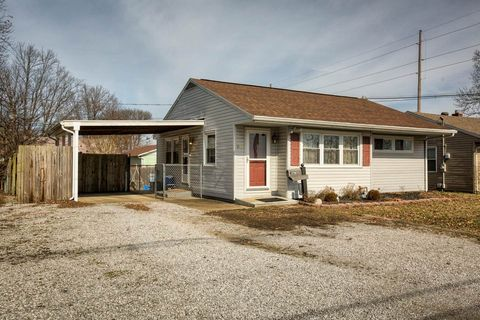 Photo of 5118 Pollack Ave, Evansville, IN 47715