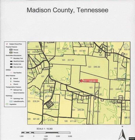 Madison County Tennessee Property Records