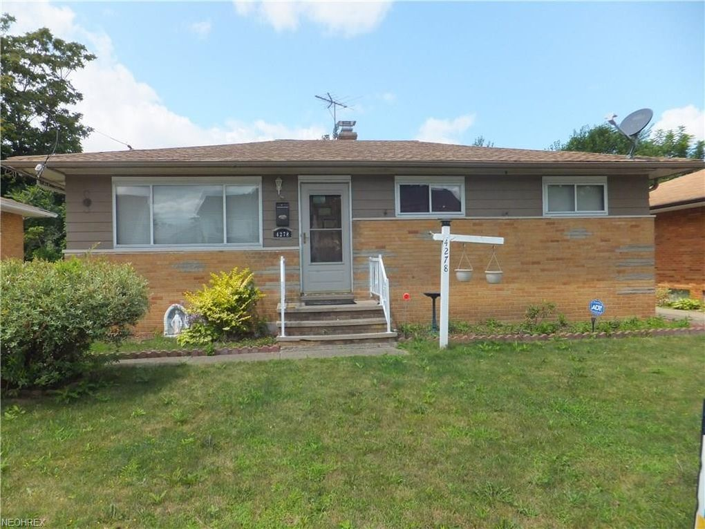 4278 W 20th St Cleveland, OH 44109