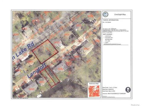 Langtoft, West Bloomfield Township, MI 48324