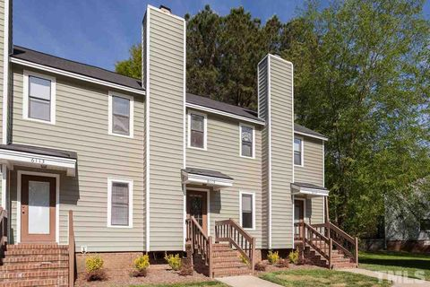 2 Bedroom Homes For Sale In Londonderry Townhomes Raleigh Nc