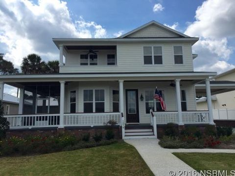 1214 S Riverside Dr, New Smyrna Beach, FL 32168