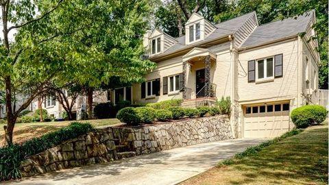 517 Princeton Way Ne, Atlanta, GA 30307
