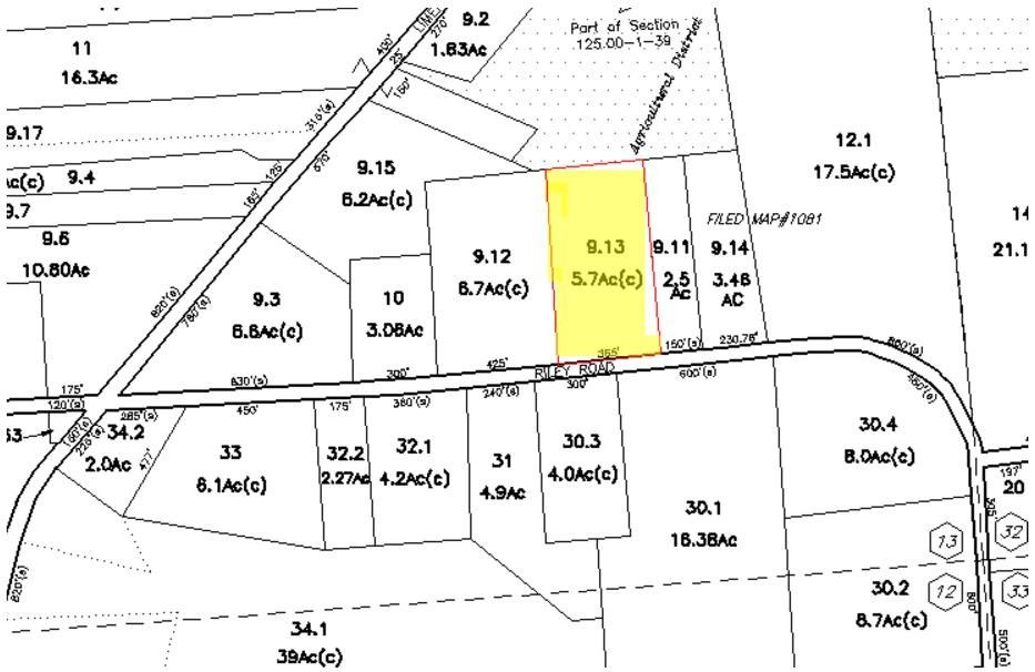 Riley Rd, Malone, NY 12953 - Land For Sale and Real Estate Listing ...