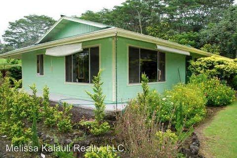Photo of 15-2715 Kawakawa St, Pahoa, HI 96778