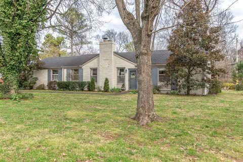 Lipscomb Nashville Tn Real Estate Homes For Sale Realtor Com