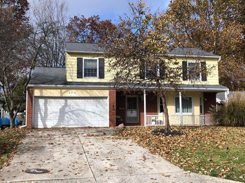 293 Rocky Fork Dr, Columbus, OH 43230