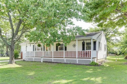Photo Of 303 Crockett Rd York County Va 23696