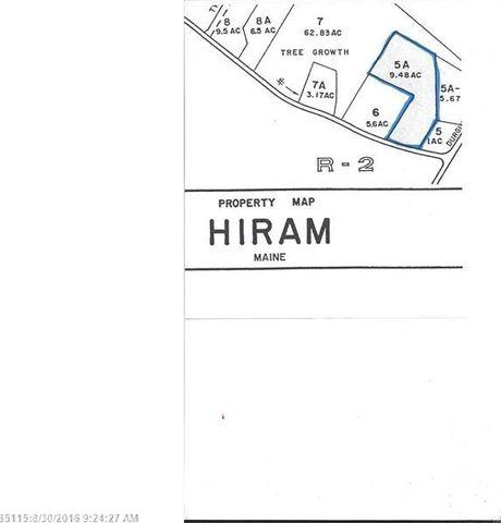 Hiram Maine Map.Durgintown Rd Hiram Me 04041 Realtor Com