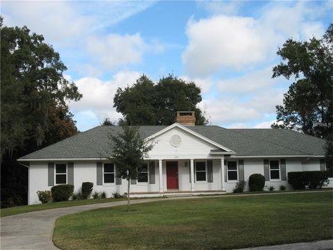 2103 Country Club Dr, Eustis, FL 32726