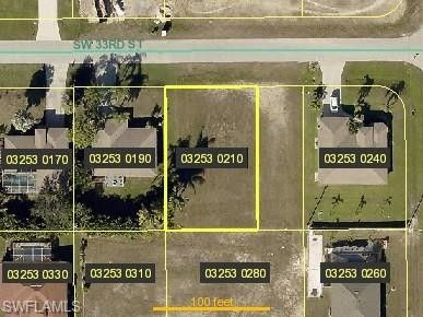 1208 Sw 33rd St, Cape Coral, FL 33914