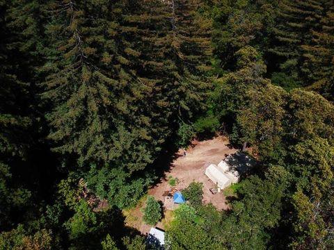 Ramble Rd, Boulder Creek, CA 95006