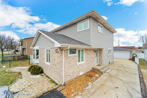 Photo of 16772 Hobart Ave, Orland Hills, IL 60487