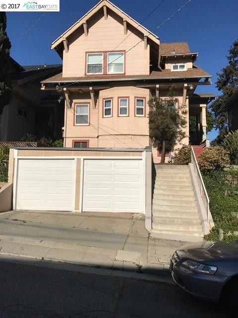 519 Fairmount Ave, Oakland, CA 94611