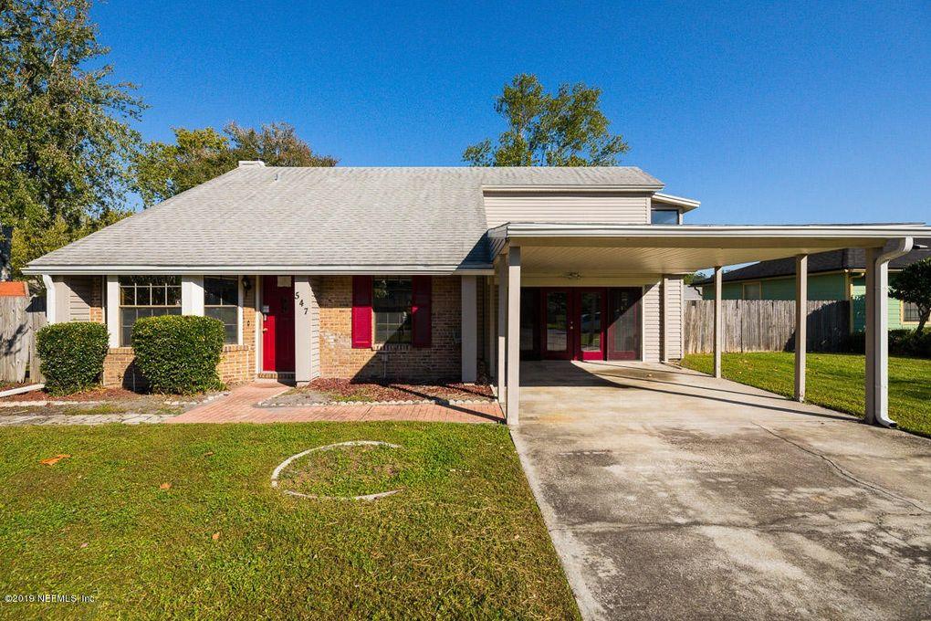 547 William Ellery St, Orange Park, FL 32073