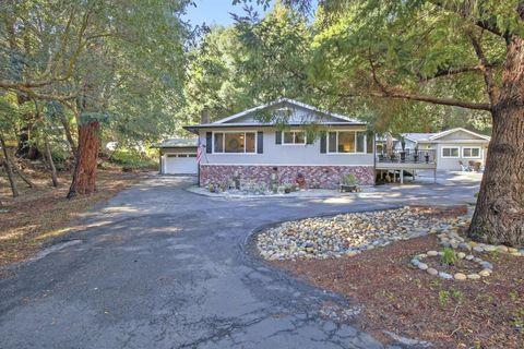 Photo of 505 El Solyo Heights Dr, Felton, CA 95018