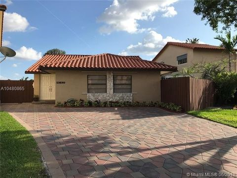 very attractive homes for rent in miami gardens. 13520 Sw 9th Ln  Miami FL 33184 House for Sale Single Family Homes realtor com
