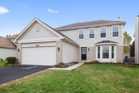 20835 W Barrington Ct, Plainfield, IL 60544