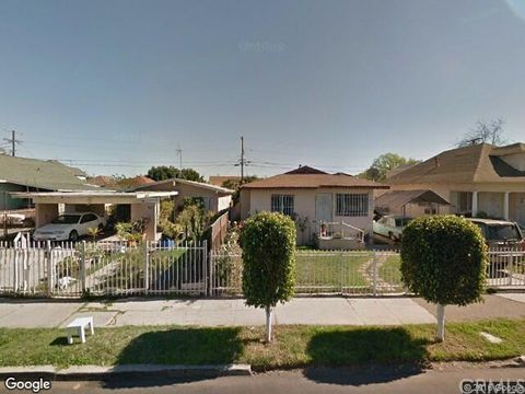 South central la los angeles ca single family homes for for California los angeles houses