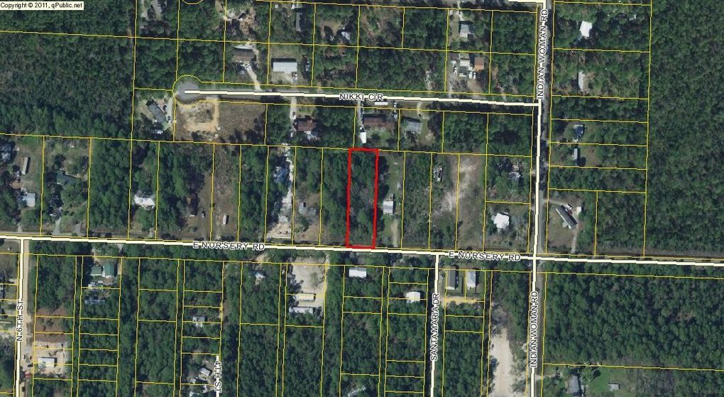 E Nursery Rd Lot 9 I Santa Rosa Beach Fl 32459