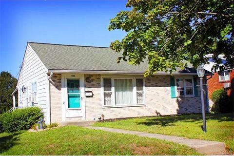 Homes For Sale Near Cedar Crest Blvd Allentown Pa