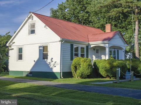 21528 Gibsontown Rd, Tilghman, MD 21671