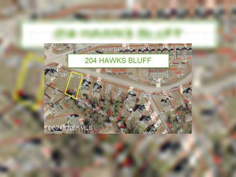 204 Hawks Bluff Dr New Bern NC Land For Sale and Real