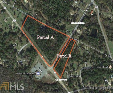 Rincon GA Land For Sale  Real Estate Realtorcom - Highway 80 on us map
