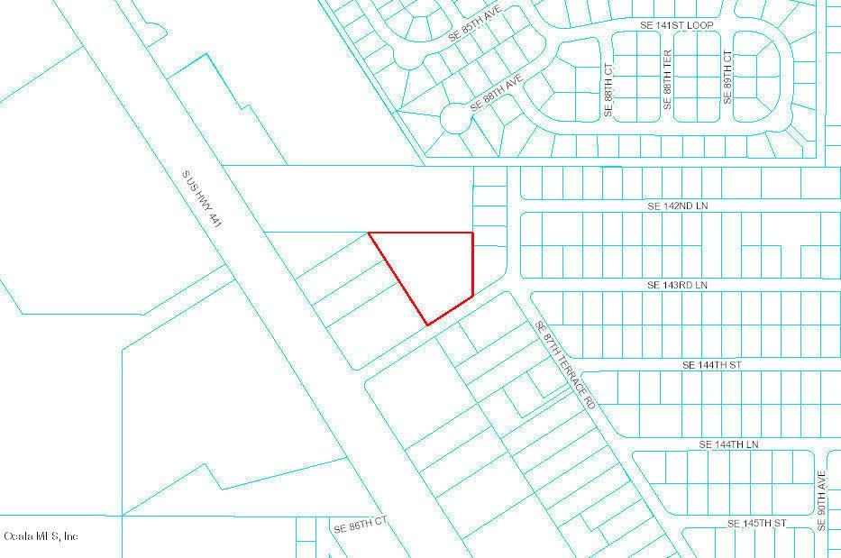 Summerfield Florida Map.Se 143rd Ln Summerfield Fl 34491 Recently Sold Land Sold