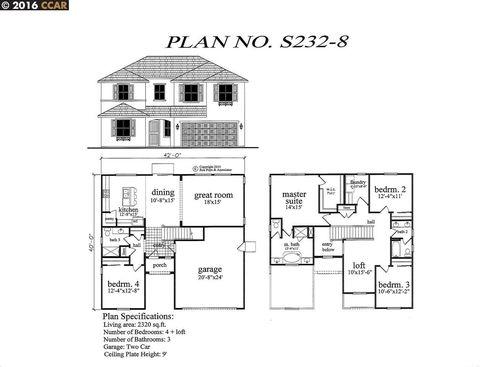 2712 Cowell Rd Lot B, Concord, CA 94518