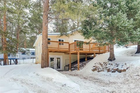 Photo of 26357 S End Rd, Kittredge, CO 80457