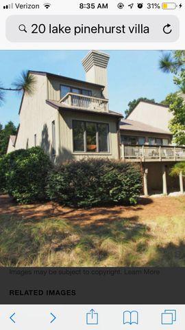 Photo of 20 Lake Pinehurst Villa Unit 20, Pinehurst, NC 28374
