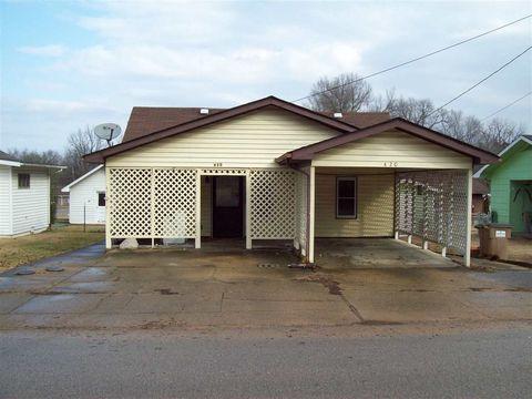420 E Elm St, Piedmont, MO 63957